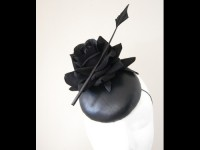 Fiona Mangan Millinery Roisin Dubh